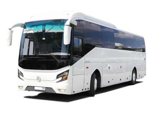 Приобретение автобуса в лизинг