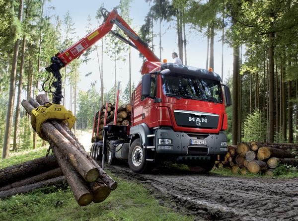 Приобретение лесовоза в лизинг