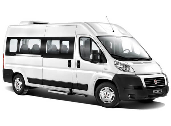 Приобретение микроавтобуса в лизинг