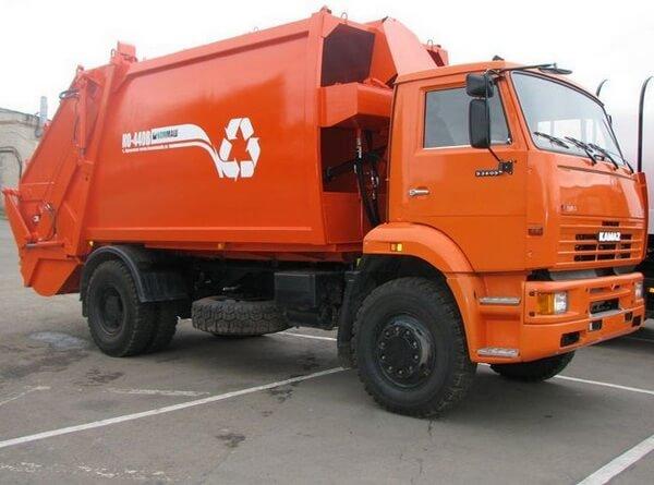 Приобретение мусоровоза в лизинг