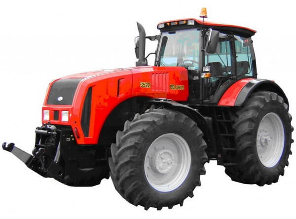 Приобретение трактора в лизинг