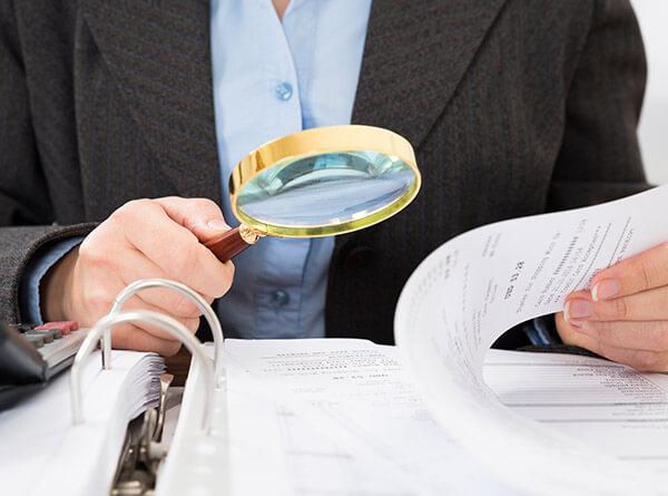 Как проверить банковский счет